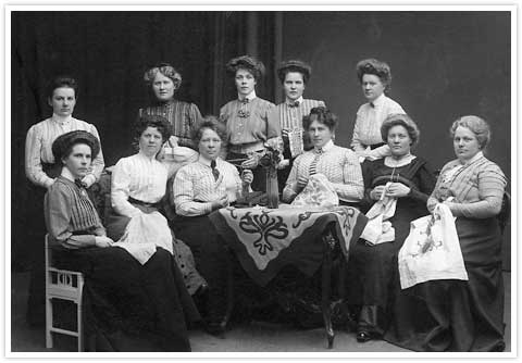 Women's Sewing Circle